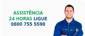 Assistencia 24 horas Via Brasil - Ligue 0800 755 5598