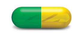 simbolo da redução de dor de cabeça