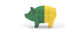 simbolo da redução de custos